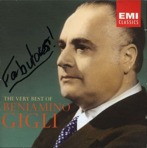 Beniamino Gigli<br>The Very Best Of<br>2CD, Comp